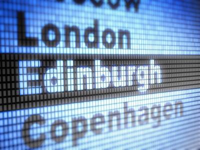 Getting Around Scotland