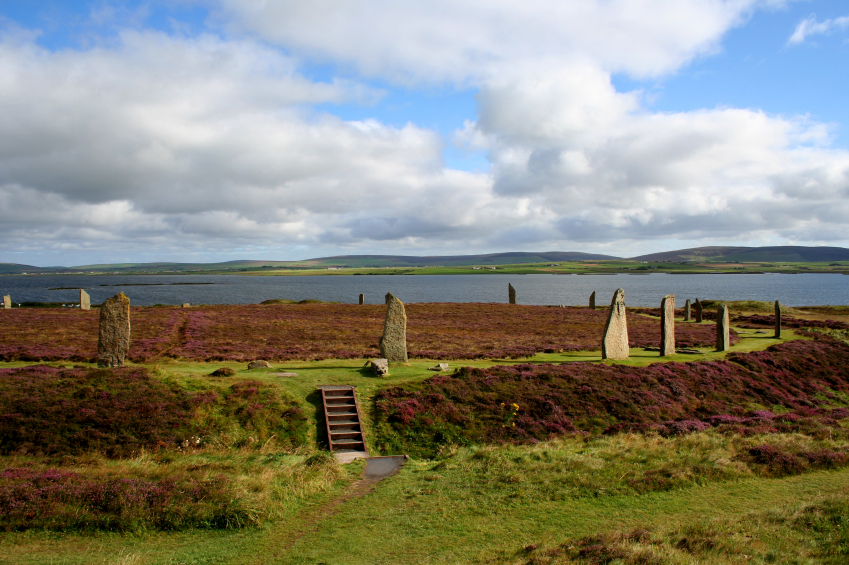 Orkney & Shetland Isles