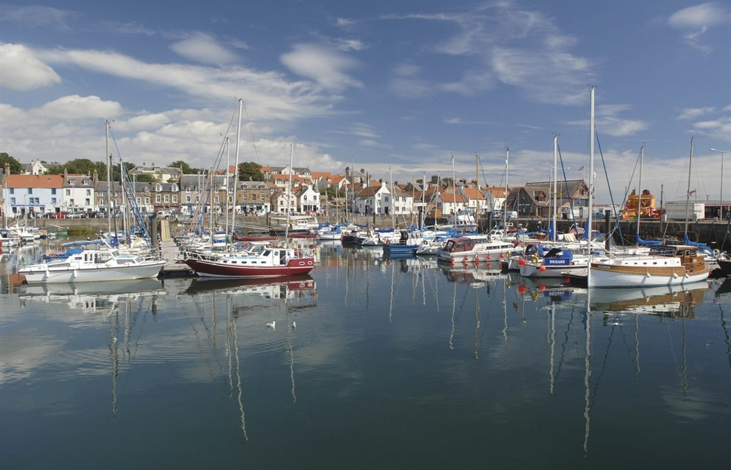 The Fishing Villages of the East Neuk of Fife