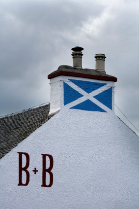 A Scottish B&B