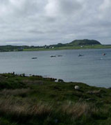 Iona from the Isle of Mull