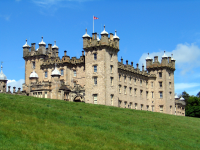 Tour the Castles of the Scottish Borders