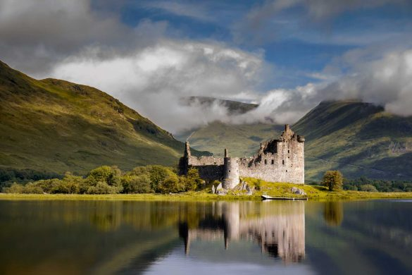 Kilchurn - Scottish Highland Trails - Tailored Vacations