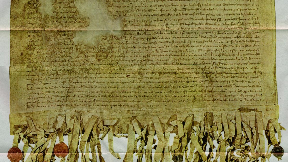 Freedom! Scotland gears up to celebrate the 700th anniversary of the Declaration of Arbroath