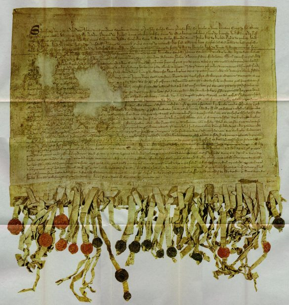 2020 Declaration of Arbroath 700th Anniversary