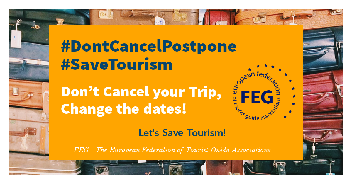 Covid-19: Updated terms for cancellation and postponement of tours